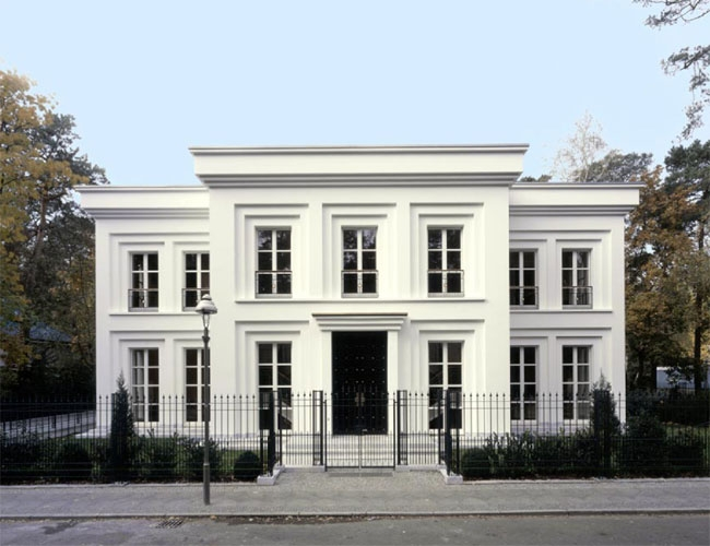 Modern Residential Architecture White Wood furthermore 533 also 30532 furthermore Residence also Projekte details. on neoclassical style house plans